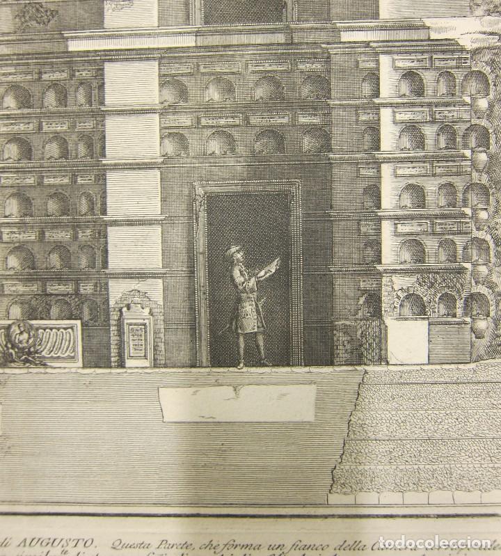 Arte: Girolamo Rossi - Estudio arquitectónico - Foto 4 - 171964572