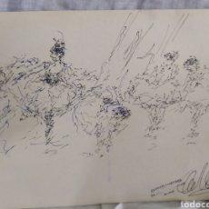 Arte: BAILARINAS ORIGINAL. Lote 172088977