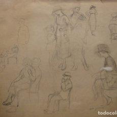 Arte: JOSEP SIMONT, ESTUDIO. Lote 172142292