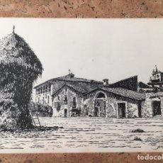 Arte: JOSÉ ANTONIO FLORES GONZÁLEZ - PAISAJE RURAL. Lote 172249312