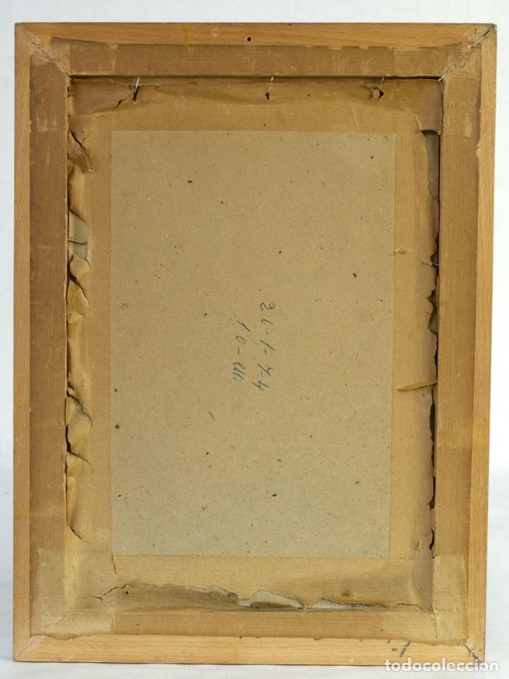 Arte: Alcaide Molinero Dibujos a tinta sobre papel Escenas taurinas firmados mediados siglo XX - Foto 4 - 172715393