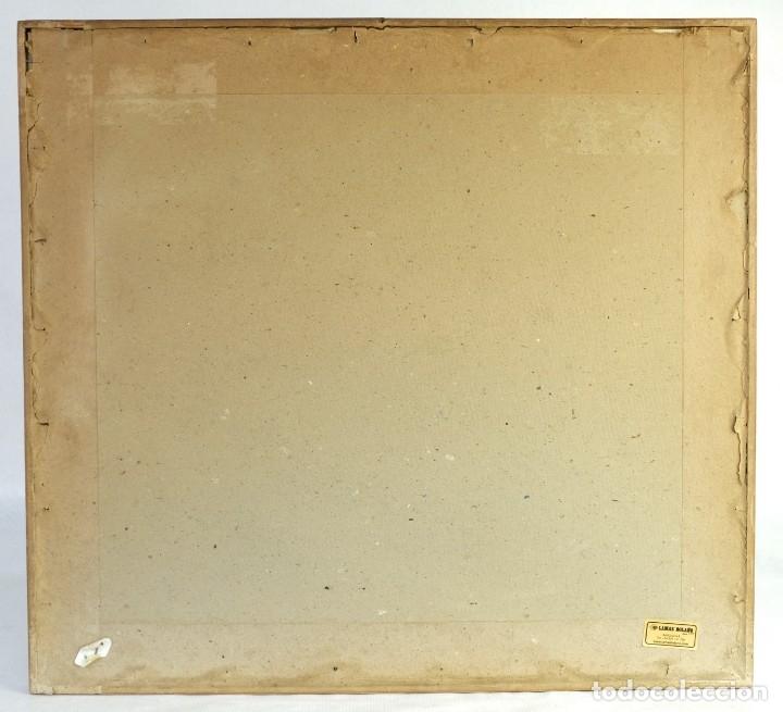 Arte: Alcaide Molinero Dibujos a tinta sobre papel Escenas taurinas firmados mediados siglo XX - Foto 8 - 172715395
