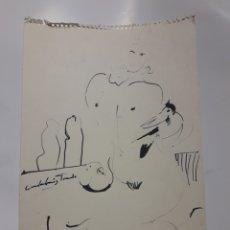 Arte: CUADRO DEL PINTOR CALABUIG PRADO. Lote 172791468