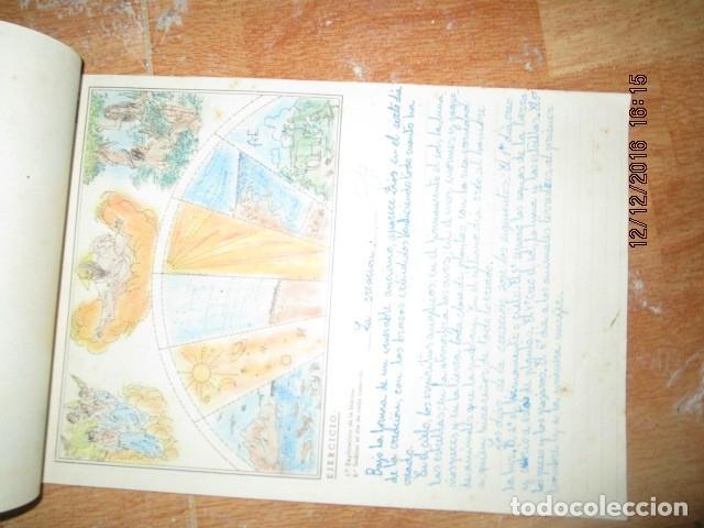 Arte: alicante alcoy antiguo album religioso de dibujos doctrina nuestro señor jesucristo - Foto 6 - 173058468