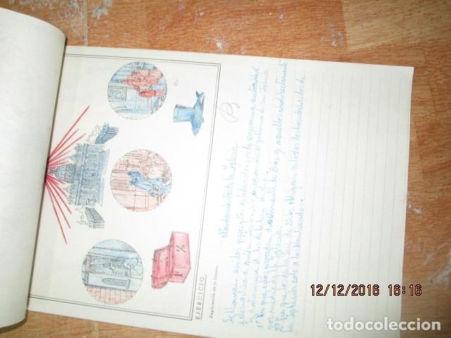 Arte: alicante alcoy antiguo album religioso de dibujos doctrina nuestro señor jesucristo - Foto 11 - 173058468