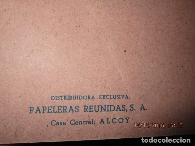 Arte: alicante alcoy antiguo album religioso de dibujos doctrina nuestro señor jesucristo - Foto 17 - 173058468