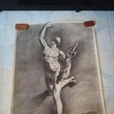 Arte: DIBUJOS CARBONCILLO FIRMADOS. Lote 173529712