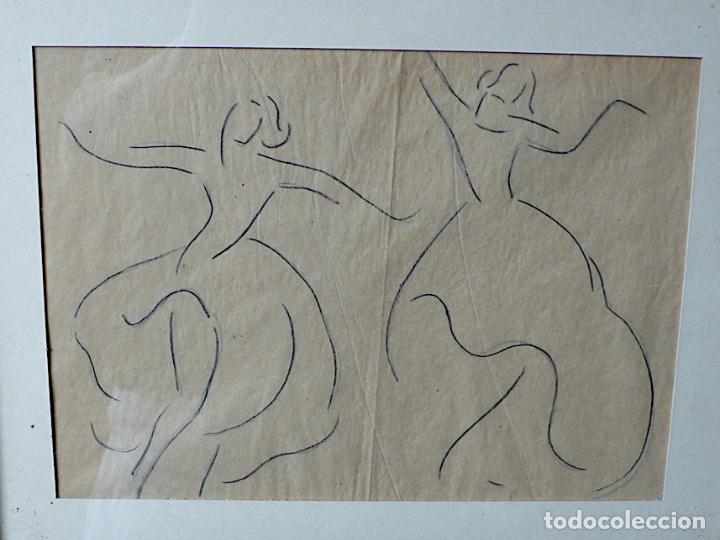 Arte: DIBUJO A LAPICERO BAILE - Foto 4 - 174071313