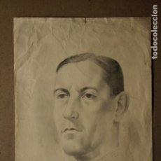 Arte: RAMÓN GUITÉRREZ OLIAGA - RETRATO. Lote 174264260