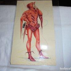 Arte: DIBUJO ORIGINAL DEL TALLER VICTOR MARIA CORTEZO? ???. Lote 174451880