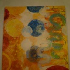Arte: CARLES GUITART. ORIGINAL. MIXTA SOBRE PAPEL. FIRMADO. 30 X 23 CM.. Lote 174500129