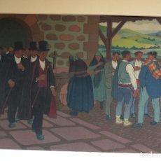 Arte: JOSE ARRUE (BILBAO, 1885 - ALAVA, 1977) POCHOIR. Lote 175333342