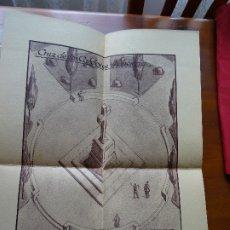 Arte: ARQUITECTURA, COPIA, CÁCERES, PLASENCIA, MONUMENTO A LOS CAÍDOS, 1939. Lote 175351824