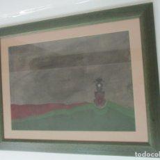 Arte: CUADRO ABSTRACTO - FIRMA BONET - 73. Lote 175656620