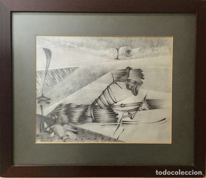 DIBUJO (Arte - Dibujos - Contemporáneos siglo XX)