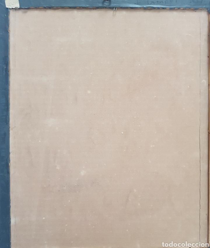 Arte: Josep Tataret Balasch (1888-1966) - Joven.Carbones/papel.1937. - Foto 10 - 176444977