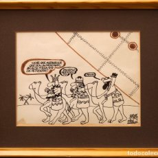 Arte: FORGES - ORIGINAL. Lote 176648744