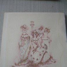 Arte: DIBUJO ORIGINAL DE POLONIA. Lote 176996192