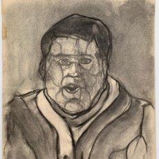 Arte: RETRATO CUBISTA DEL 1939 PARIS. Lote 177138299