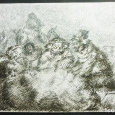 Arte: JOSE BOVER DIBUJO . Lote 177459695