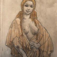 Arte: ALBERTO DUCE. Lote 177986382