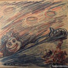 Arte: MANUEL LAHOZ. Lote 178005019