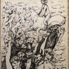 Arte: LUIS GARCÍA OCHOA. Lote 178007343