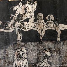 Arte: JORGE CASTILLO. Lote 178100230