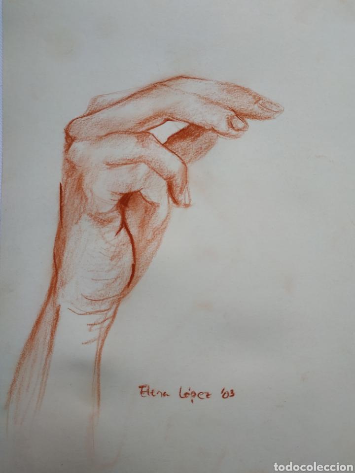 Arte: Dibujo original, mano. Firmado. - Foto 2 - 178635816