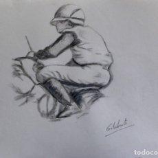 Arte: APUNTE OBRA DE GILABERTE. Lote 178667013