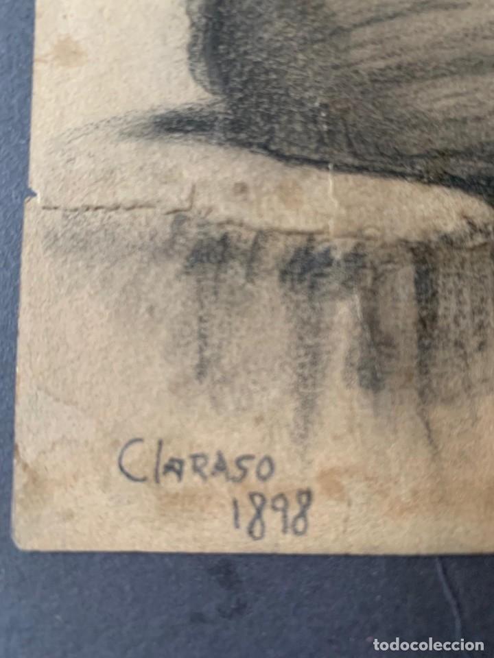 Arte: ENRIC CLARASÓ I DAUDÍ - DAMA - Foto 2 - 178888187