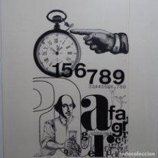 Arte: GRAN DIBUJO A LA TINTA FIRMADO DÍAZ.EXCELENTE TRAZO Y GRAN TRABAJO.. Lote 179050972