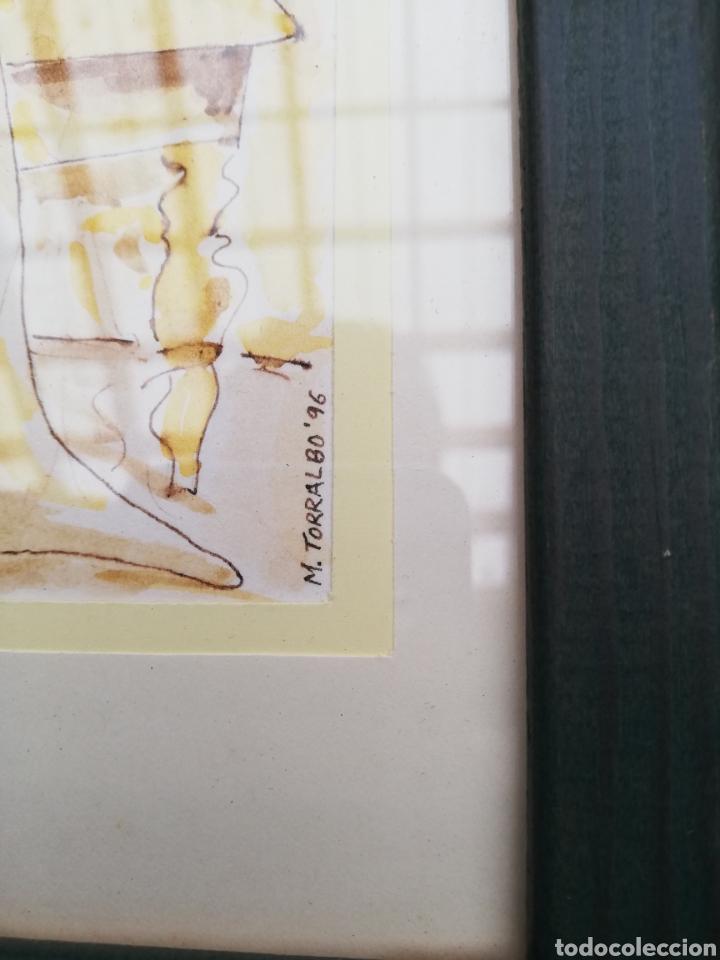 Arte: Dibujo del pintor Torralbo - Foto 2 - 179054842