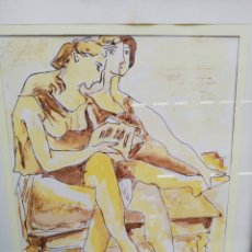 Arte: DIBUJO DEL PINTOR TORRALBO. Lote 179054842
