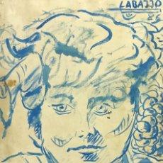 Arte: ALFREDO LABAJJO GRANDIO- 1939 -2019. Lote 179399883