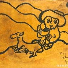 Arte: ALFREDO LABAJJO GRANDIO- 1939 -2019. Lote 179401832