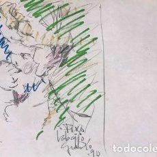Arte: ALFREDO LABAJJO GRANDIO- 1939 -2019. Lote 179943011