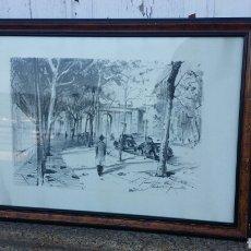 Arte: 2 CARBONCILLOS DE 1946. Lote 180105230