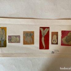 Arte: JOHN ULBRICHT-ELLIS JACOBSON. Lote 180108478
