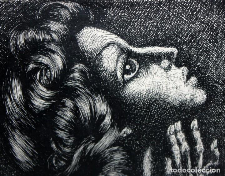 Arte: ALEJANDRO SIRIO (Oviedo, 1890 - Buenos Aires, 1953) CONJUNTO DE 3 DIBUJOS A TINTA ORIGINALES - Foto 10 - 180110436