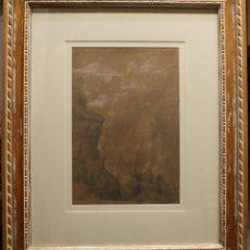 Arte: DIBUJO DE LUIS RIGALT. Lote 181452070