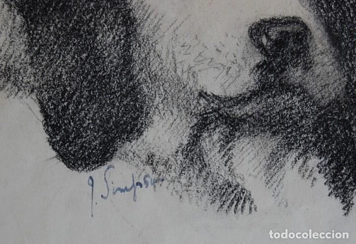 Arte: Colección de Perros - 1930's: Pastor Alemán, Golden Retriever, Corgi, Boxer y Spaniel - Foto 10 - 181467122