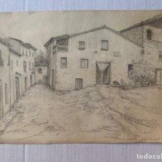 Arte: PEDRO CORBERÓ - CALDAS DE MALAVELLA. Lote 181584186