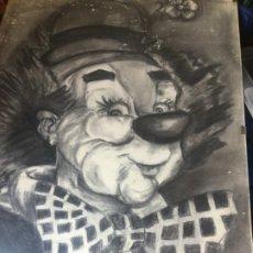 Arte: BUEN DIBUJO FIRMADO POR EL FAMOSO PINTOR ,F BENAVENT, EN BUENAS CONDICIONES. Lote 182375601