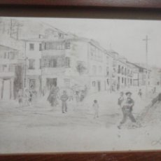 Arte: CARBONCILLO, FONSAGRADA. Lote 182417097