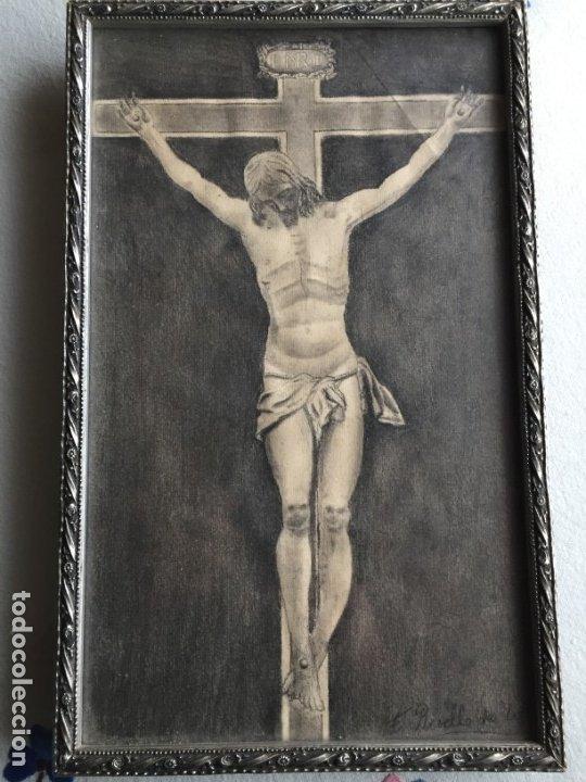 FÉLIX REVELLO DE TORO CRISTO (Arte - Dibujos - Contemporáneos siglo XX)