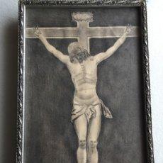 Arte: CRISTO DE FELIX REVELLO DE TORO . Lote 182488706