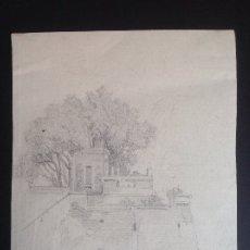 Arte: CECILIO PLA. EDIFICACIÓN.. Lote 182774735