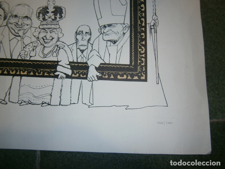 Arte: LITOGRAFIA DE M.FERRERES DE 2000\1400 - Foto 3 - 183035698