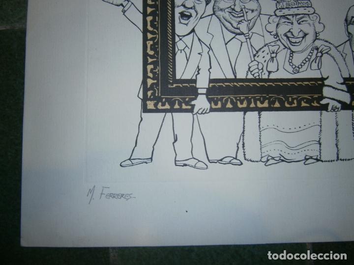 Arte: LITOGRAFIA DE M.FERRERES DE 2000\1400 - Foto 5 - 183035698